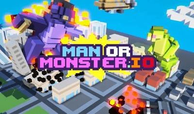 ManOrMonster.io