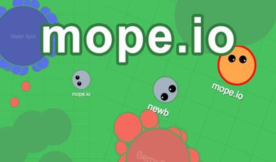 Mope.io